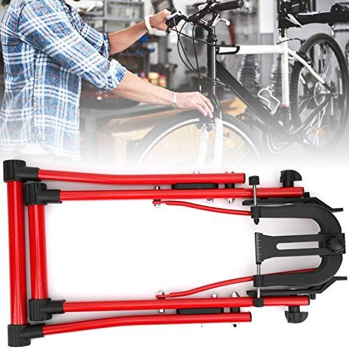 SALUTUYA Soporte de Ajuste de Rueda de Bicicleta Duradero de diseño Inteligente, para el hogar el día del Juego, para Bicicleta