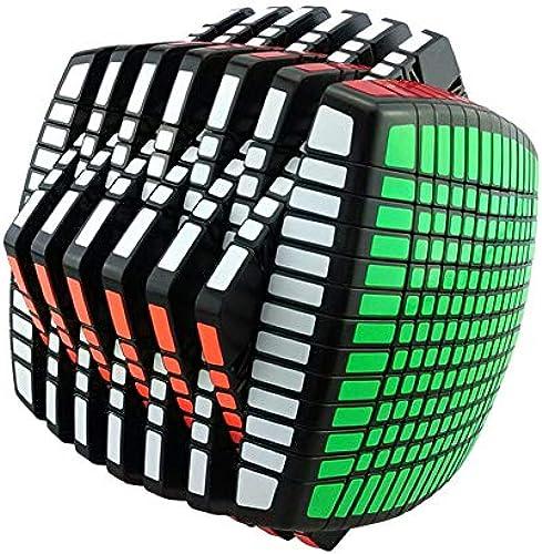 METTE Thirteen-Order Rubik es Würfel, Hochauftrag Arc Design Rubik es Cube Smooth Spring Structure, Spiel Rubik ' s Cube, EIN Geschenk für EIN Kind oder Freund