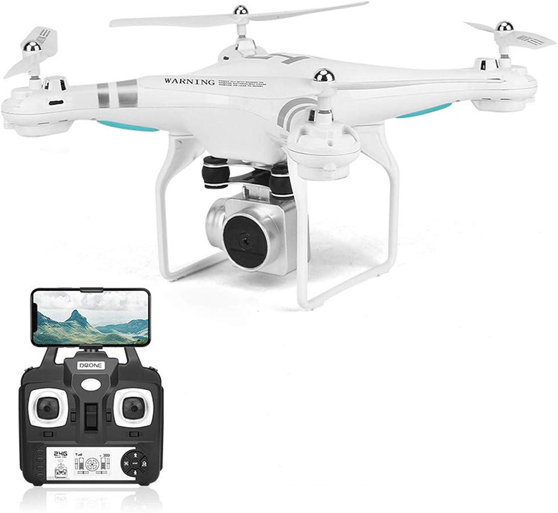 FL Bygo Quadcopter FPV Echtzeitübertragung 1080p HD-Kamera Feste Hhe 360 ° Flip-Fernbedienung,Weiß