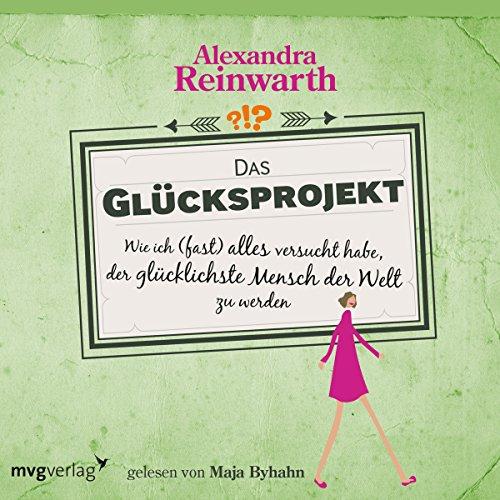 Das Glücksprojekt audiobook cover art