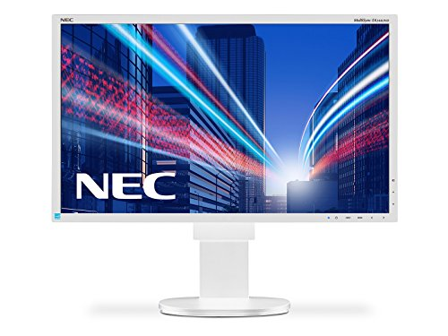 NEC MultiSync EA275UHD 68,5cm 27Zoll TFT IPS W-LED 3.840x2.160 350cd DVI-D HDMI Displayport USB 3.0 Speakers 2x1W Weiss