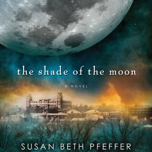 The Shade of the Moon audiobook cover art