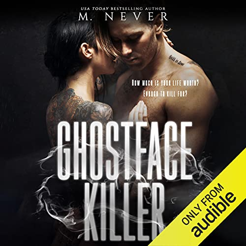 Ghostface Killer Audiobook By M. Never cover art