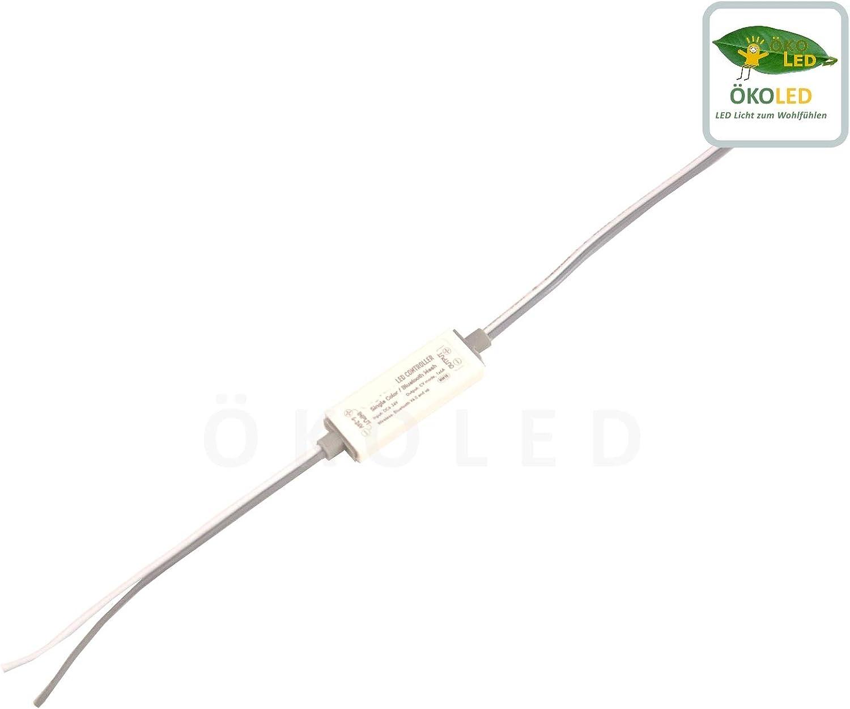 Blautooth MESH LED Kontroller für einfrbige Strips, IP 20