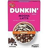 Dunkin' Mocha Latte Cereal de desayuno (311 g) 11 oz