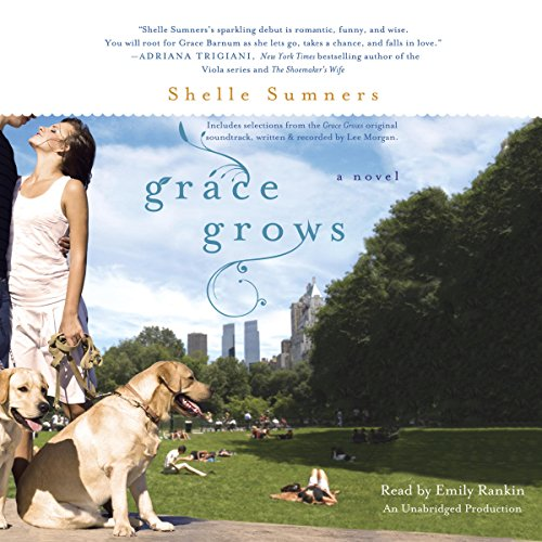 Grace Grows audiobook cover art