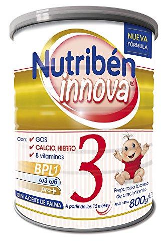 Nutribén Innova 3, Sin Aceite de Palma, 800g