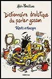 Dictionnaire drolatique du parler gascon - Tripote et Mascagne