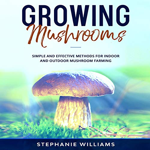 Growing Mushrooms cover art