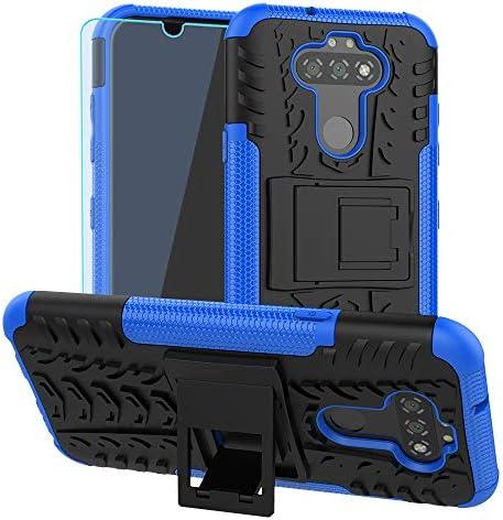 LG Aristo 5 Case with HD Screen Protector Phoenix 5 K8x Risio 4 Tribute Monarch Fortune 3 Case product image