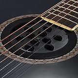 Immagine 2 muslady chitarra coperchio della buca