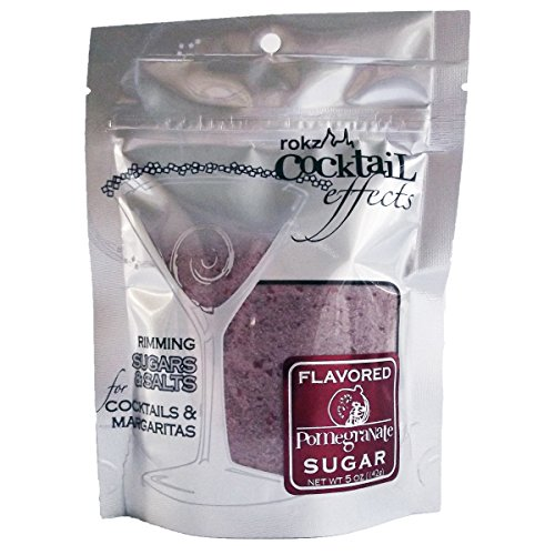 Rokz Triple Berry Cocktail Sugar, 5 Ounce
