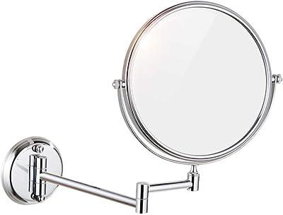 Amazon Com Mirrors Mirror Free Punching Copper Bathroom Folding