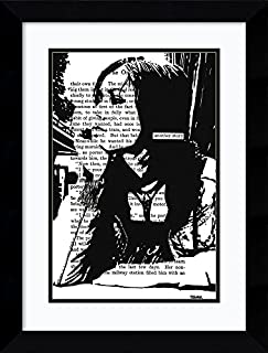 Framed Wall Art Print Another Story by John Clark 19.38 x 25.50 (B006S4CAMI) | Amazon price tracker / tracking, Amazon price history charts, Amazon price watches, Amazon price drop alerts