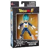 Dragon Ball Super - Figura Dragon Stars - Super Saiyan Blue Vegeta V2...
