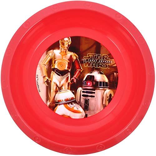 Promobo - Assiette Creuse Enfant Licence Star Wars Jedi