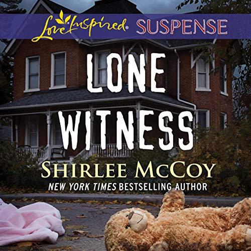 Lone Witness audiobook cover art