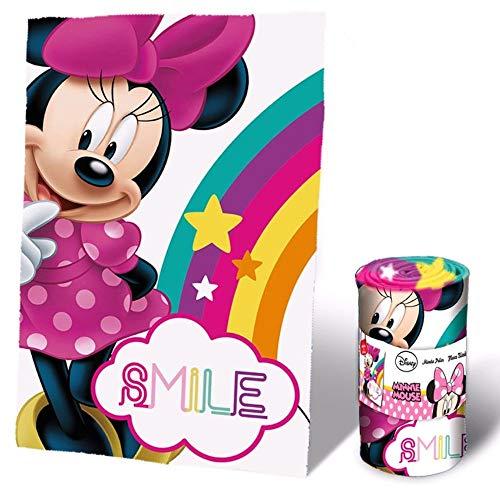 Disney Minnie Manta Polar 150x100CM