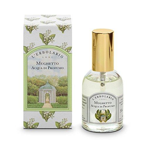 L'Erbolario Maiglöckchen Eau de Parfum, 1er Pack (1 x 50 ml)