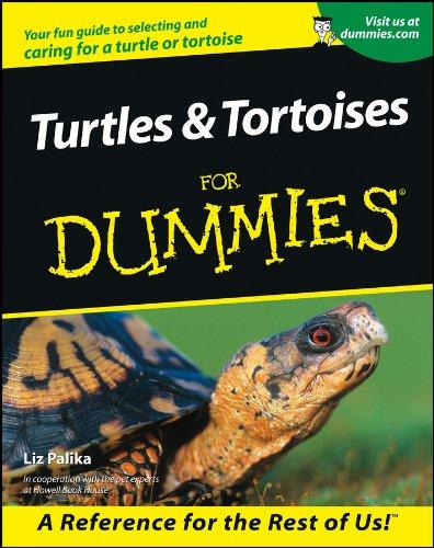 Turtles & Tortoises For Dummies (For Dummies Series)