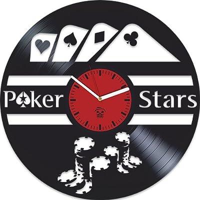 Kovides Poker Star, Pokerstars Championship Fans, Vinyl Record Best Gift For Gamer Man Woman