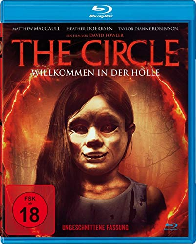 The Circle - Willkommen in der Hölle (uncut) [Blu-ray]