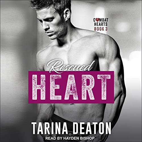Rescued Heart audiobook cover art