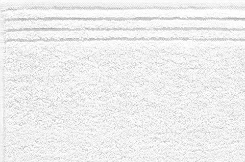 Grund h2779–222207032 Memory Ware, Serviette en Tissu éponge Coton, Blanc, 16 x 21 x cm