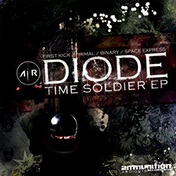 """""""Time Soldier"""" EP"""