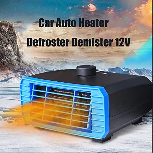 Riloer 12V Fahrzeugheizung - Autoheizung Demister Defroster Lüfter - Geeignet für allgemeine Fahrzeugtypen - Luftreinigung - Schnelle Heizung