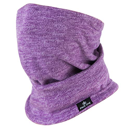 Women Men Outdoor Winter Warmer Neck Gaiter,Windproof Breathable Face Mask,Ideal for Hiking Running Cycling Ski/3 Pc
