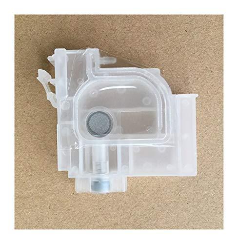 Liupin Store 10 PCS Tinta Amortiguador Ajuste for Epson L800 L801 L1800 L810 L850 L101 L201 L100 L200 L210 Impresora de tinta de inyección de tinta Filtro de Dumper Fácil de instalar y conveniente.