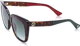GG0163S Oversize Rectangular Sunglasses 51 mm