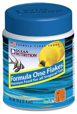 Ocean Nutrition Formula One Flakes 2.5-Ounces (70 Grams) Jar