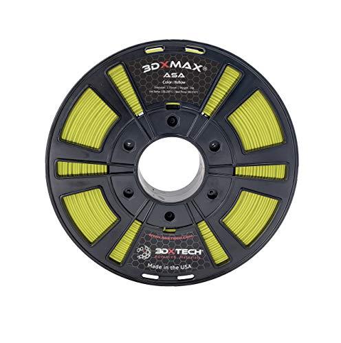 3DXMAX ASA, 1KG (Yellow, 1.75mm)