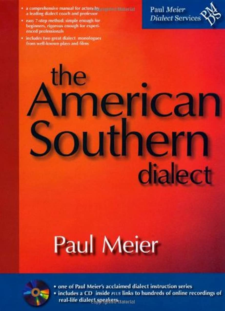 The American Southern Dialect (CD included)