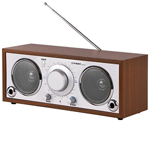 Retro radio mit AUX-IN para móvil