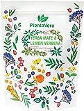Planta Vera Yerba Mate Despalada + Hierba Luisa, Energía de Brasil, Alto Aroma de Paraguay 800G