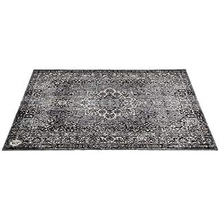 scheda drum n base - tappeto vintage per palco, grande, colore: grigio