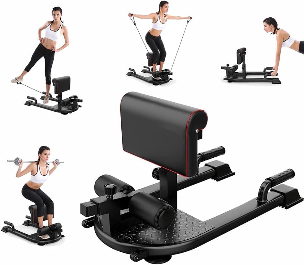 Rpvati Multi-Function Deep Squat Machine Colorado Springs Brand Cheap Sale Venue Mall in Sissy Girl 5 1