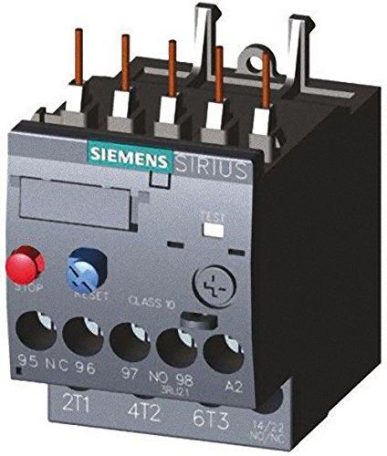 Siemens–RELE Überladung 0,45–0,63A S00Class 10Schraube