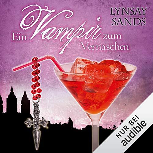 Ein Vampir zum Vernaschen audiobook cover art