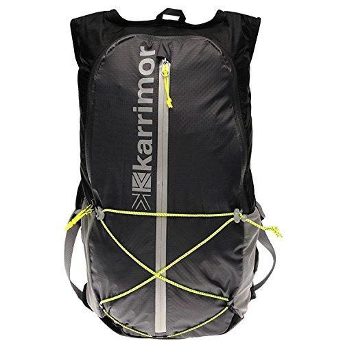 カリマー Karrimor ランニング バックパック X Lite 15L Running Backpack (ブラック) [並行輸入品]