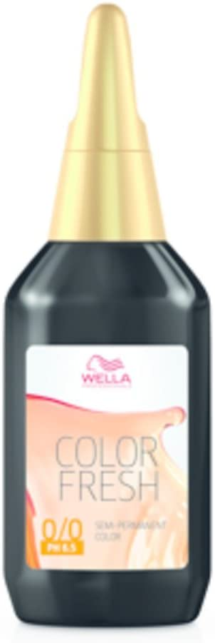 Wella Tinte Color Fresh 2/0 - 75 ml