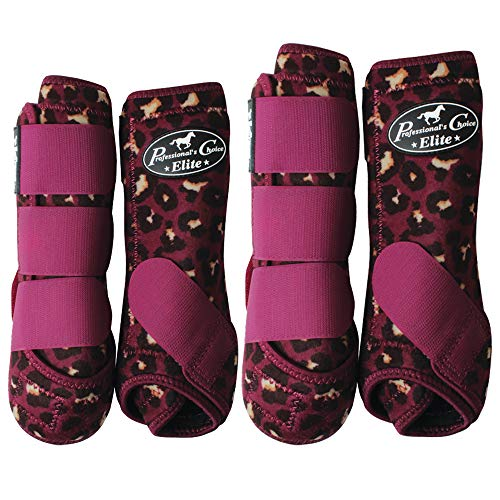 Professional's Choice Elite Sports Medicine Boots 4 Pack