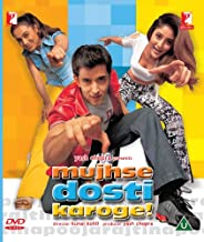 Mujhse Dosti Karoge Bollywood With English Subtitles