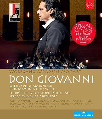 Mozart:Don Giovanni [Salzburger Festspiele 2014] [Blu-ray]