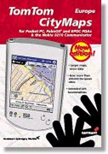 TomTom Citymaps Europe neue Auflage.