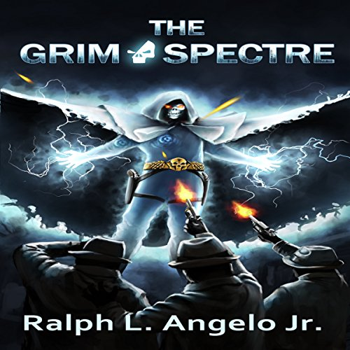 The Grim Spectre audiobook cover art