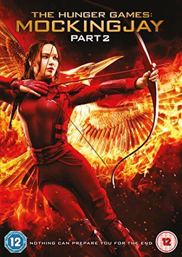 The Hunger Games: Mockingjay Part 2 [DVD] [2015] UK-Import, Sprache-Englisch.